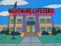 Simpsons Nightmare Cafe